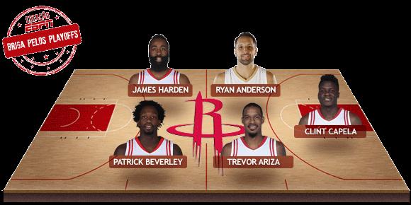 GUIA NBA: ROCKETS - ESPN.com.br