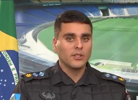 Major Silvio, do Gepe: pedido de afastamento da Torcida Jovem do Flamengo