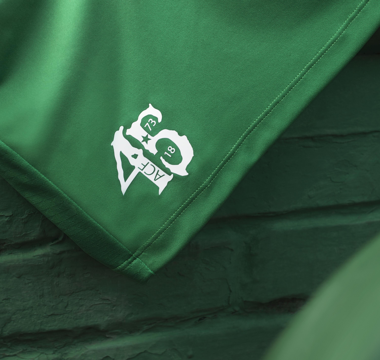 45fd901d4 Nova camisa 1 da Chapecoense homenageia 45 anos do clube