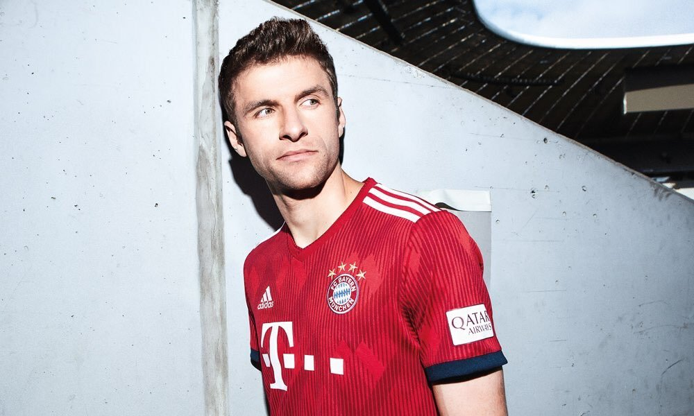 Bayern de Munique apresenta nova camisa 1 e novo uniforme de goleiro ... b106f9ac8050d