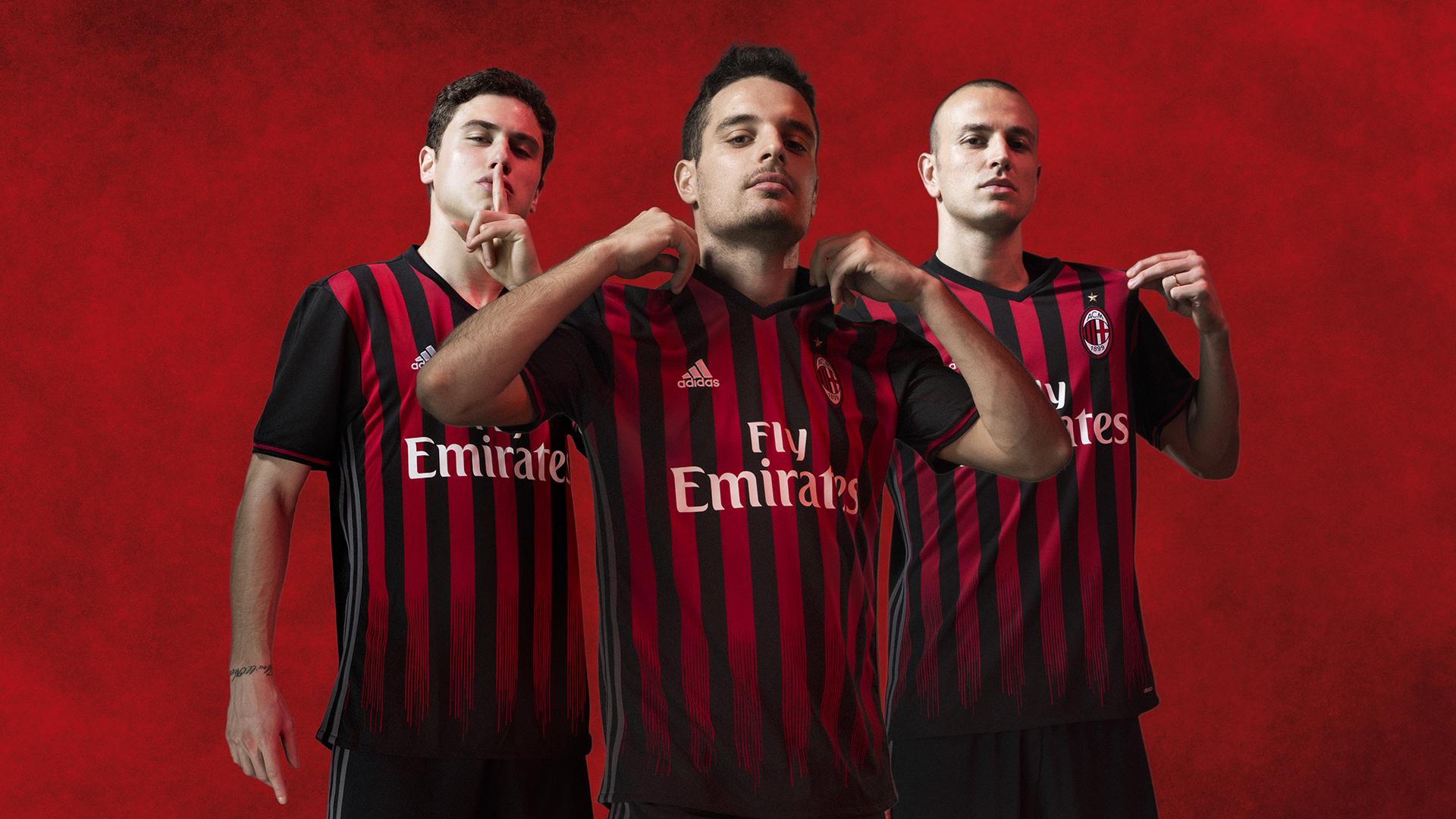 152684b4ef Milan encerrará longa parceria com a Adidas para vestir Puma
