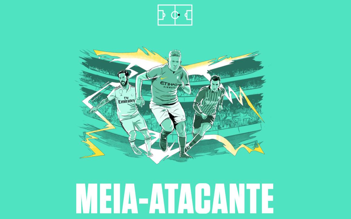 b8ec6ba3e5 ESPN FC 100  Quem é o melhor meia-atacante de 2018