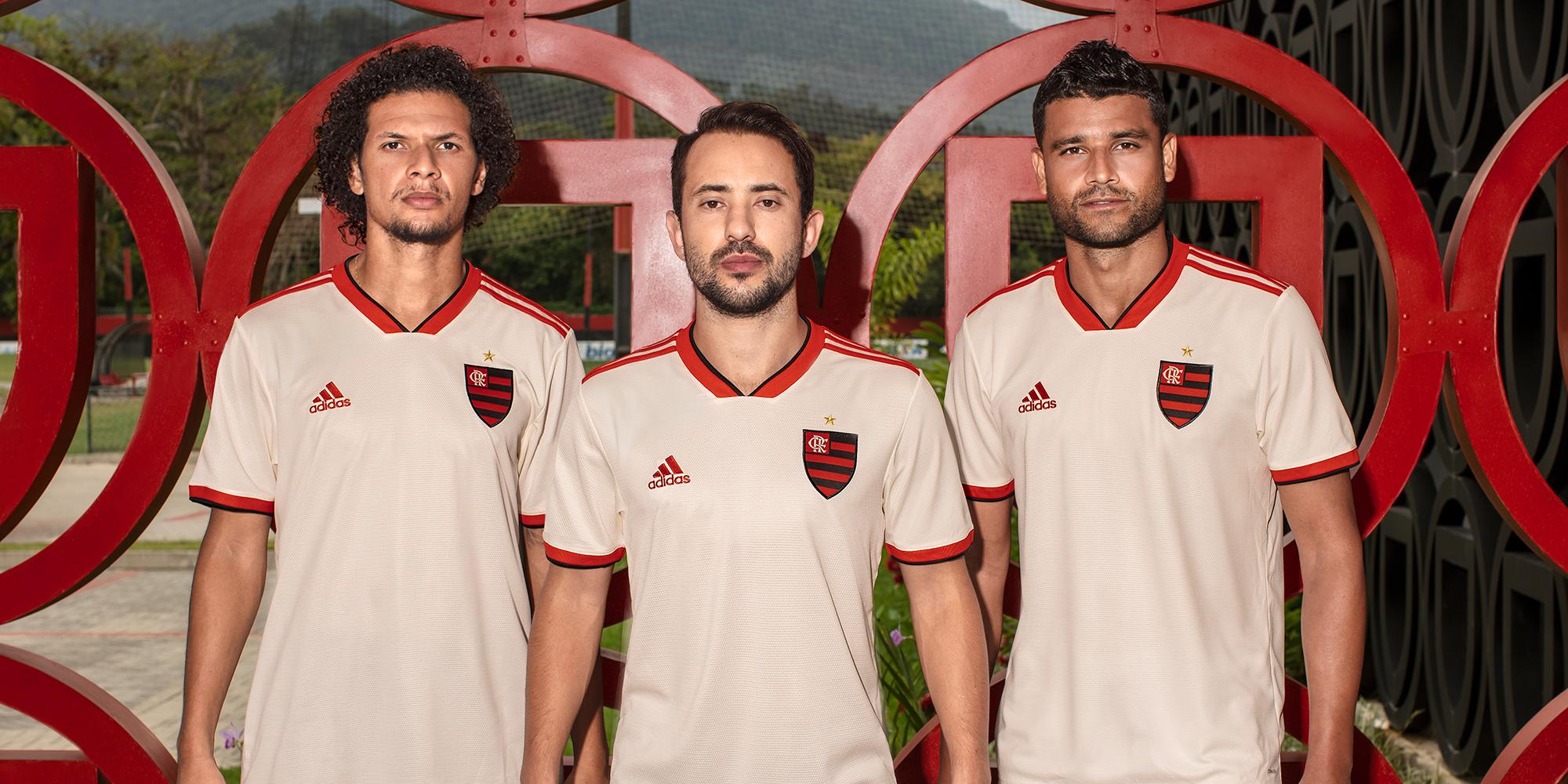 319e72e928 A nova camisa do Flamengo estará à venda a partir desta sexta pelo site www. adidas.com.br flamengo