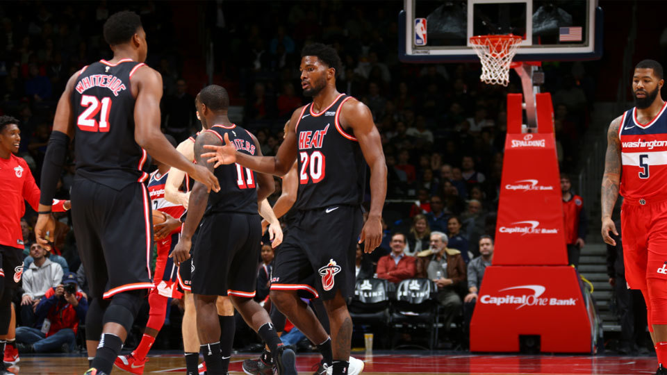 Heat bate Wizards; Pacers derrotam os Pistons