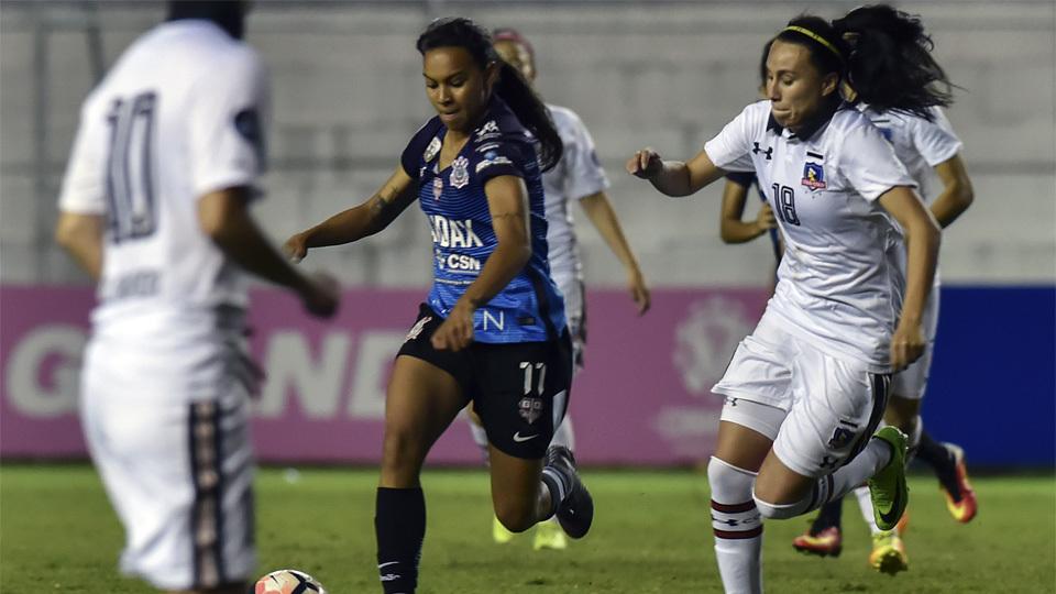 Corinthians é campeão da Libertadores feminina