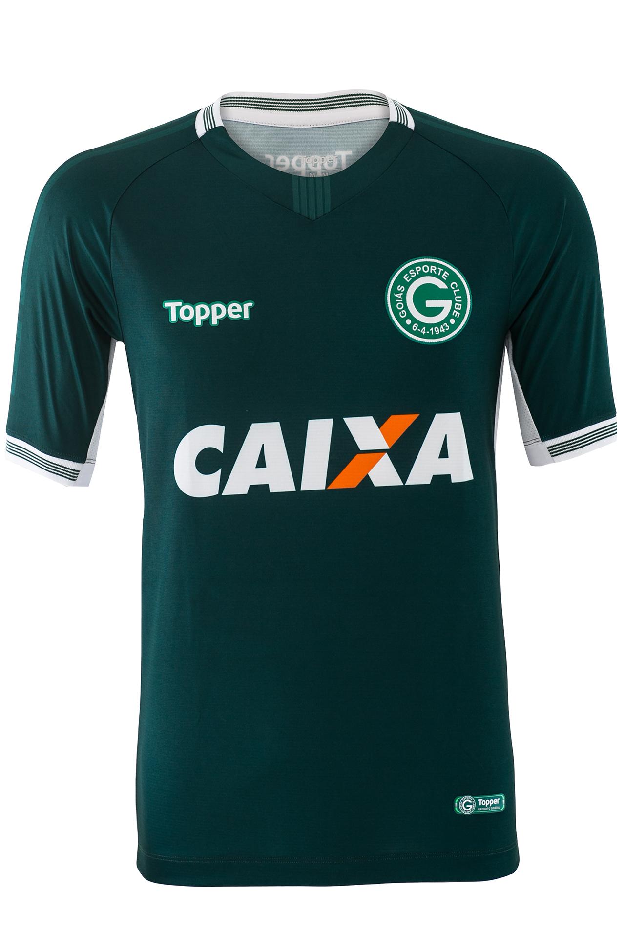 Goiás valoriza ícones regionais em novas camisas 1 e 2  1f94488c5aeea