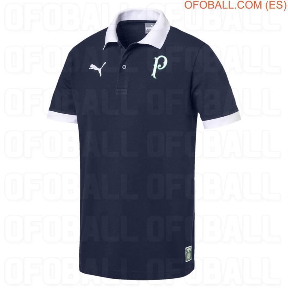 a53df0c27f Palmeiras  Primeira coleção da Puma vaza na web