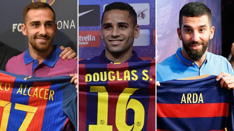 Barça torrou R$ 742 mi com 'reforços fiascos'
