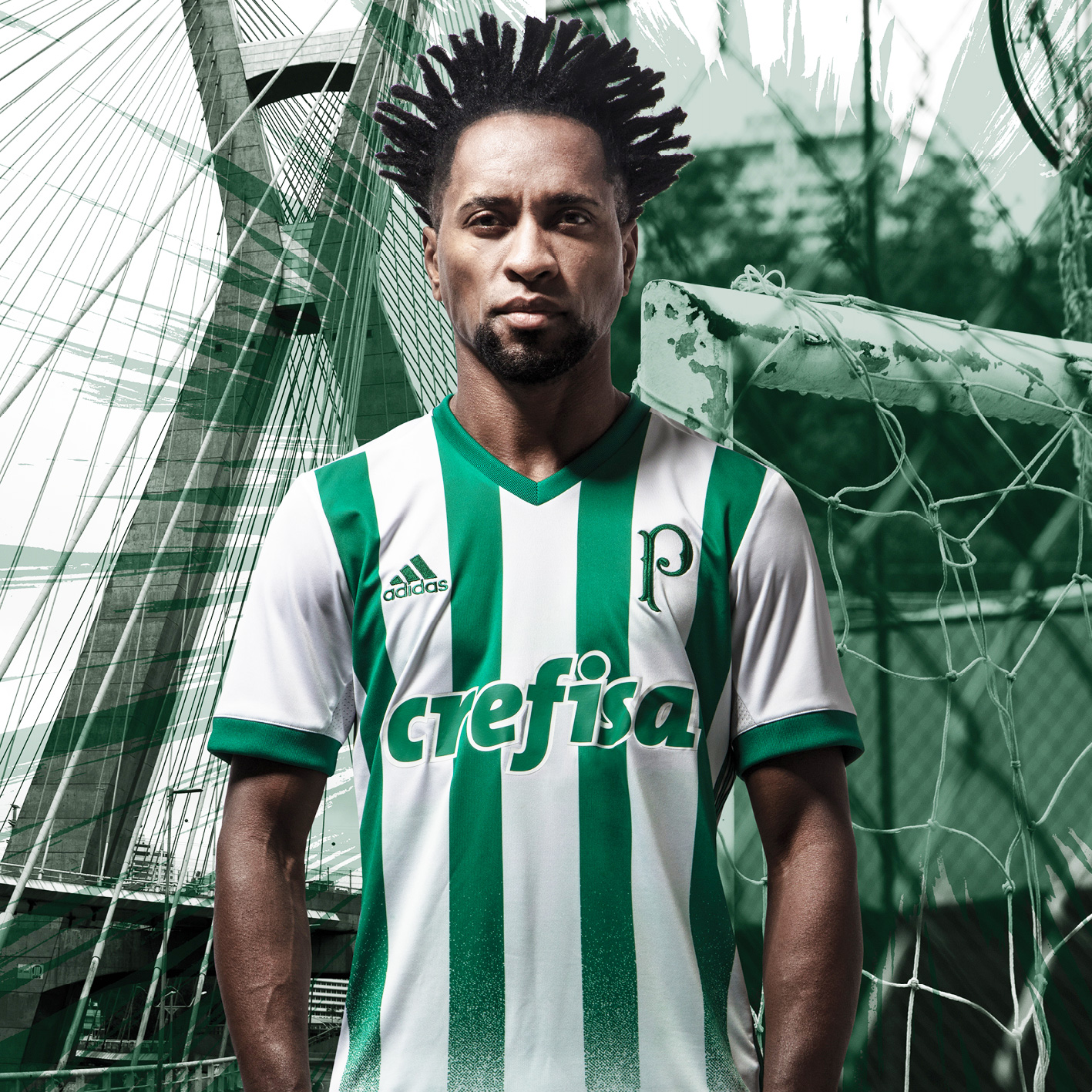 Palmeiras oficializa nova camisa 2  estilo Atlético Nacional  e já a ... 56935e7970dcd
