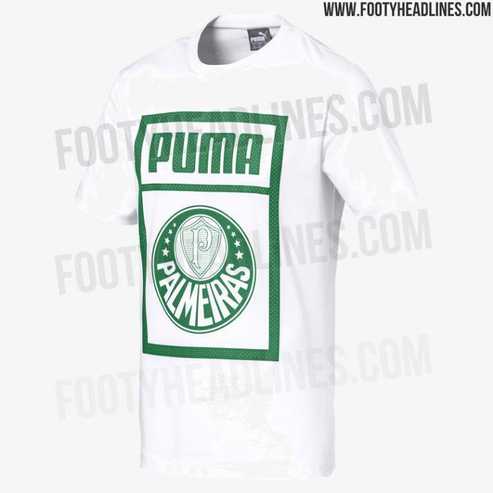 ffd5763e83 Palmeiras  Primeira coleção da Puma vaza na web