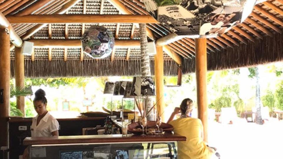 Bar do Campo Bahia traz recordações do Mundial e lembranças do futebol alemão