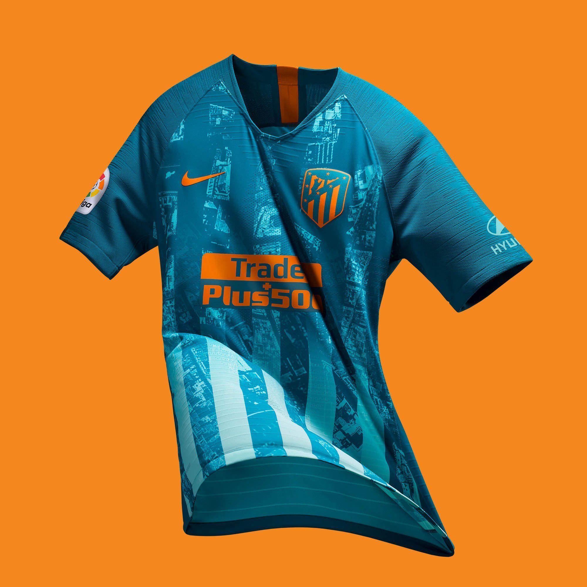 Atlético de Madri lança nova camisa 3 e é detonado pela torcida na ... 4a6459ae6e001
