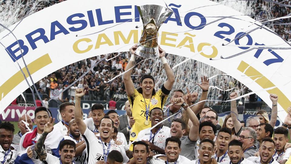Corinthians (Brasil) - fase de grupos - campeão brasileiro