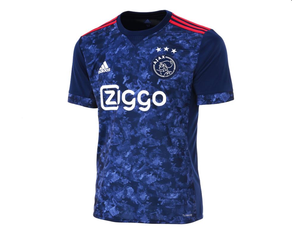 e6b7bb9d95 Pintura impressionista? Com 'pinceladas', Ajax revoluciona em nova ...
