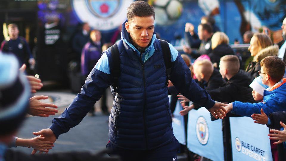 59º: Ederson (goleiro), do Manchester City
