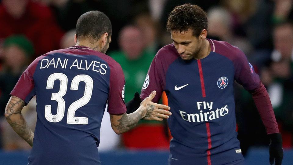 Neymar iguala Rivaldo, e PSG atropela o Celtic