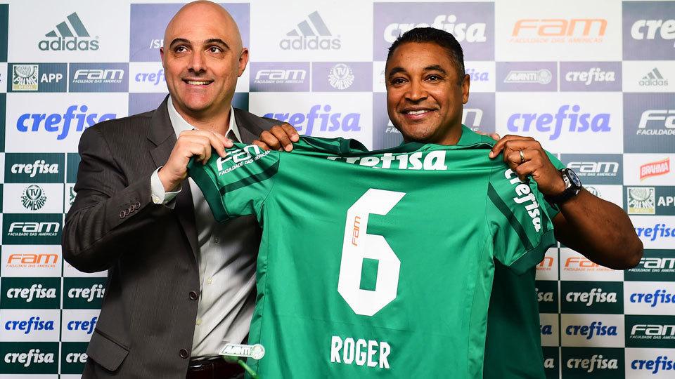 Palmeiras descarta técnico estrangeiro. Demissão de Roger coloca em ... d68c6ed2ba9ce