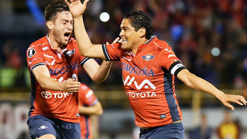 Jorge Wilstermann (Bolívia) - 2ª fase de mata-mara - melhor do Clausura boliviano não classificado