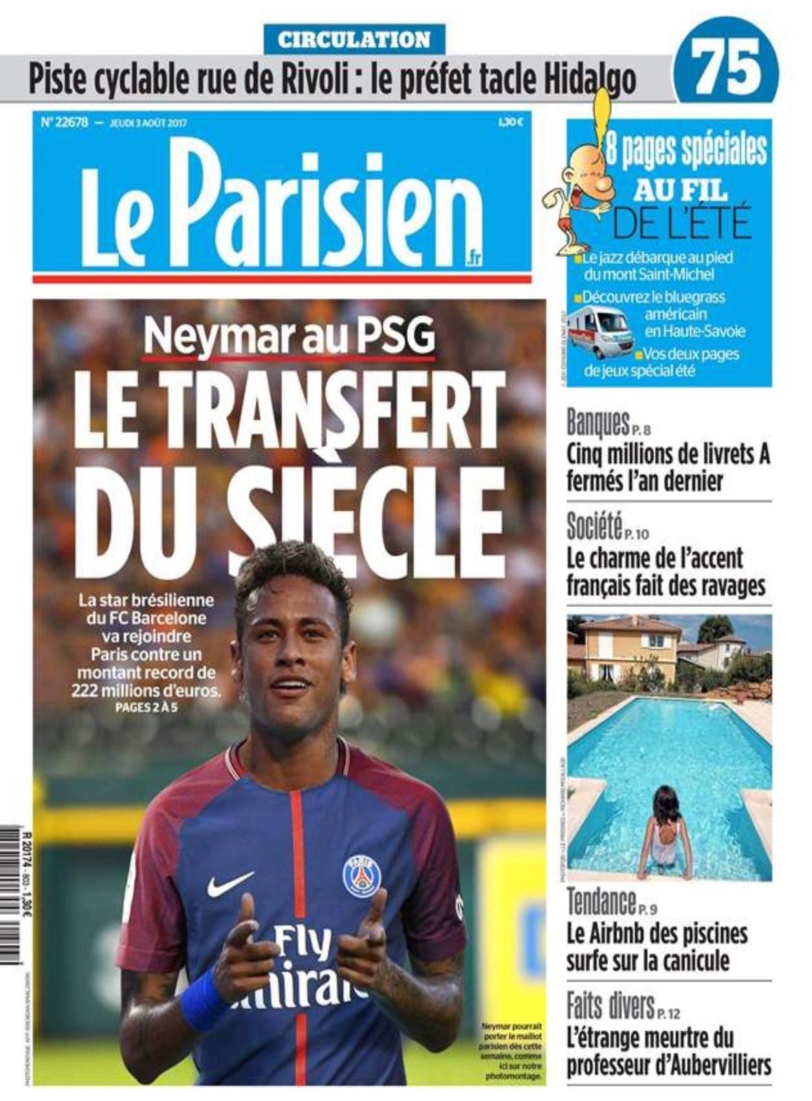 ba2ecfa404 Entenda por que a transação de Neymar mudará o futebol mundial ...