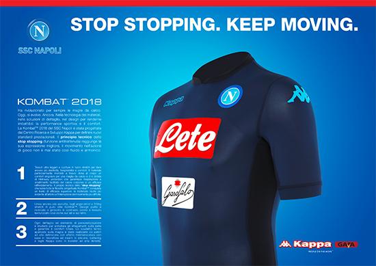 dc409e21ba A camisa já está à venda na loja online do time italiano.