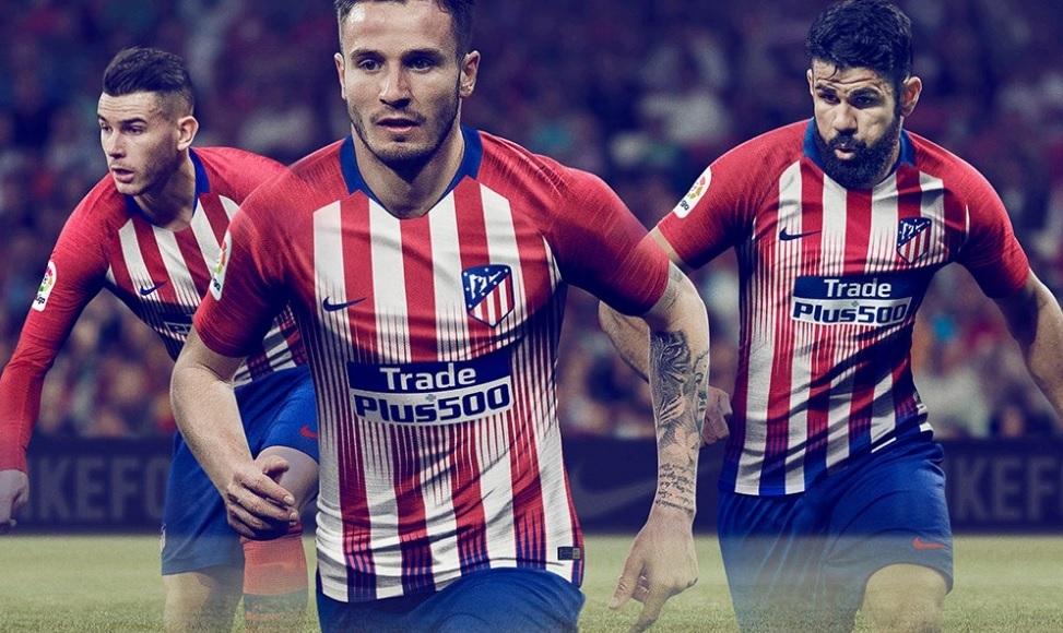 36dd4b8849 O Atlético de Madri apresentou nesta quinta-feira sua nova camisa 1.