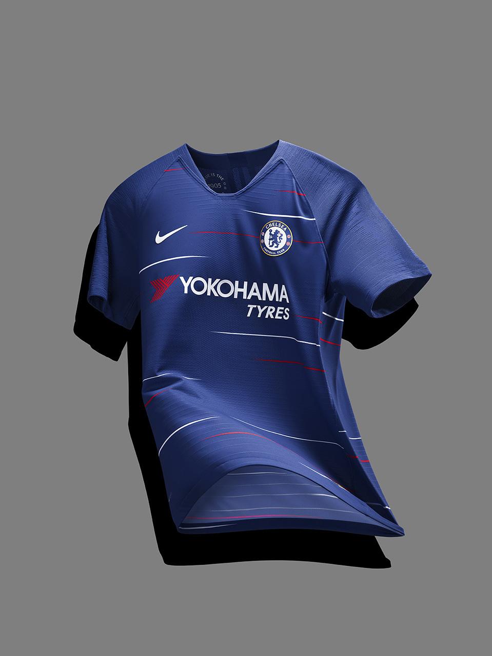 O uniforme já está à venda na loja oficial do Chelsea na web. 20e0a1f012305