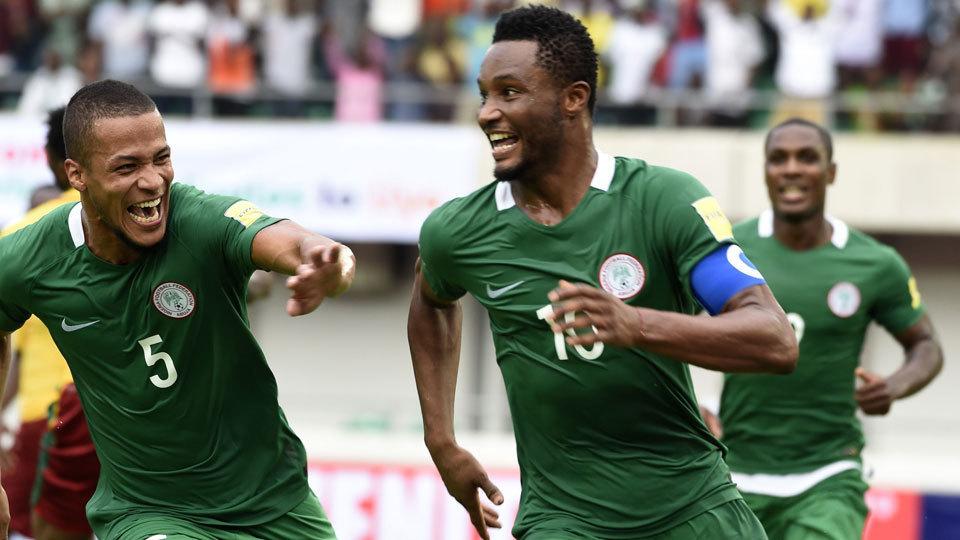 Nigéria (Nike)