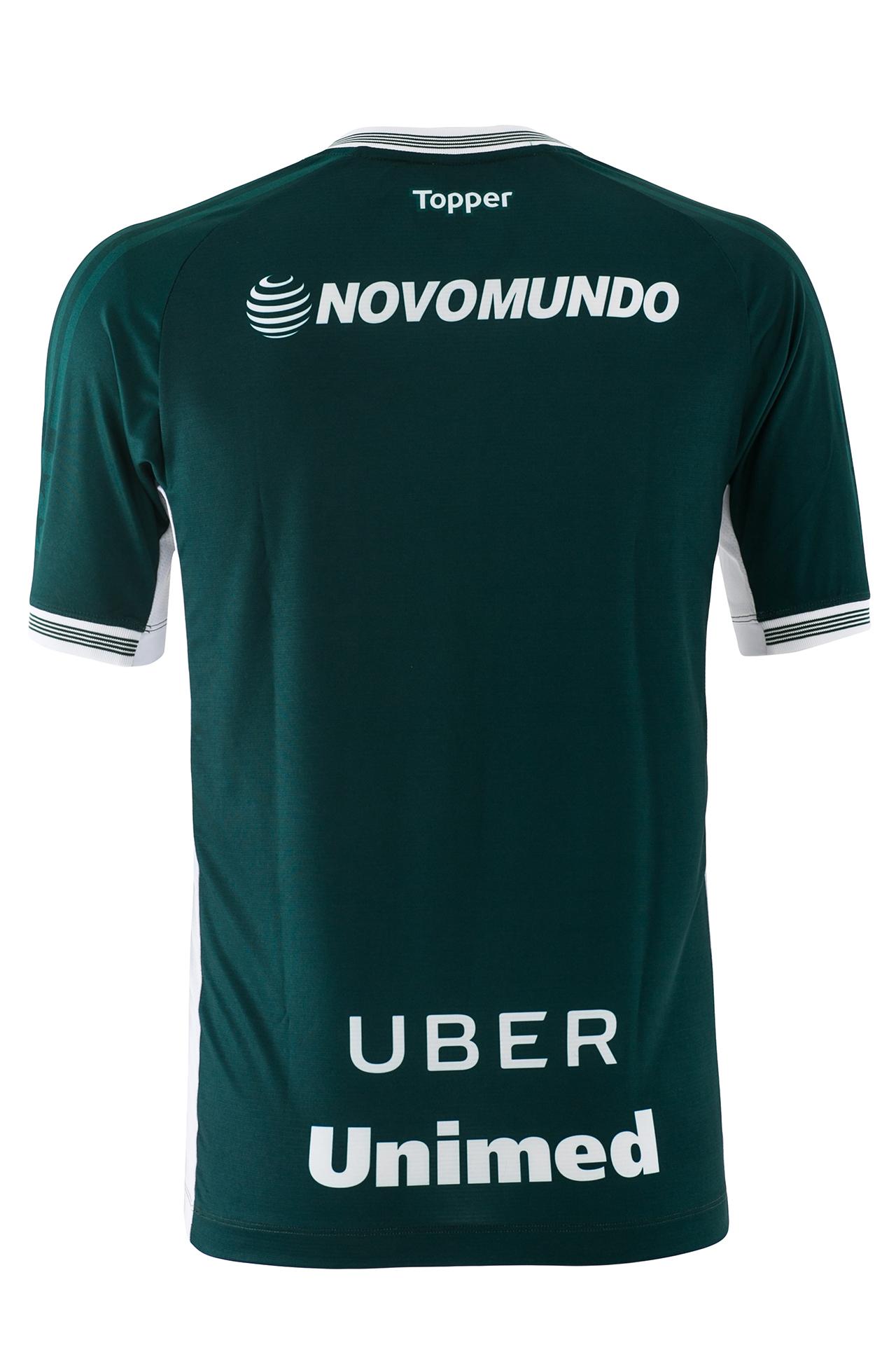 ec65185de35d1 Goiás valoriza ícones regionais em novas camisas 1 e 2