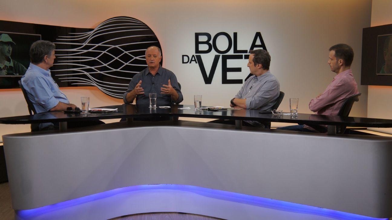 Bola da Vez: Felipão lamenta ingratidão de Tite
