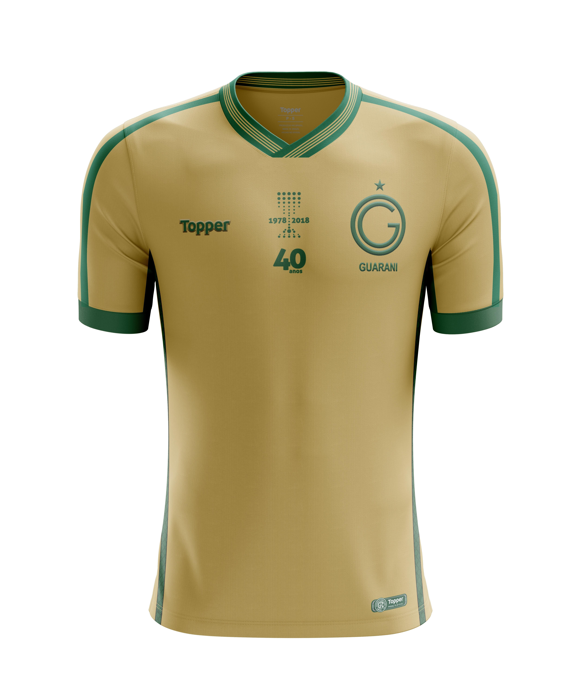 c40c48df0a A camisa especial em homenagem aos 40 anos do título do Brasileiro de 1978  estará à venda a partir do mês de setembro na loja oficial do clube.
