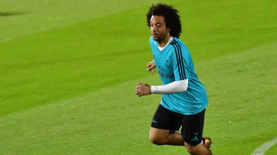 30º: Marcelo (lateral esquerdo), do Real Madrid