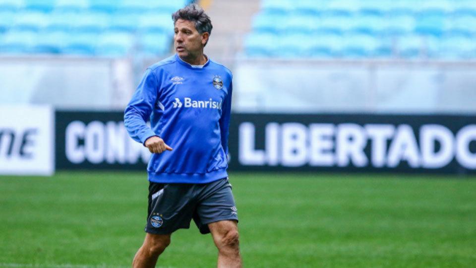 Renato compara ausência de Luan a de Messi