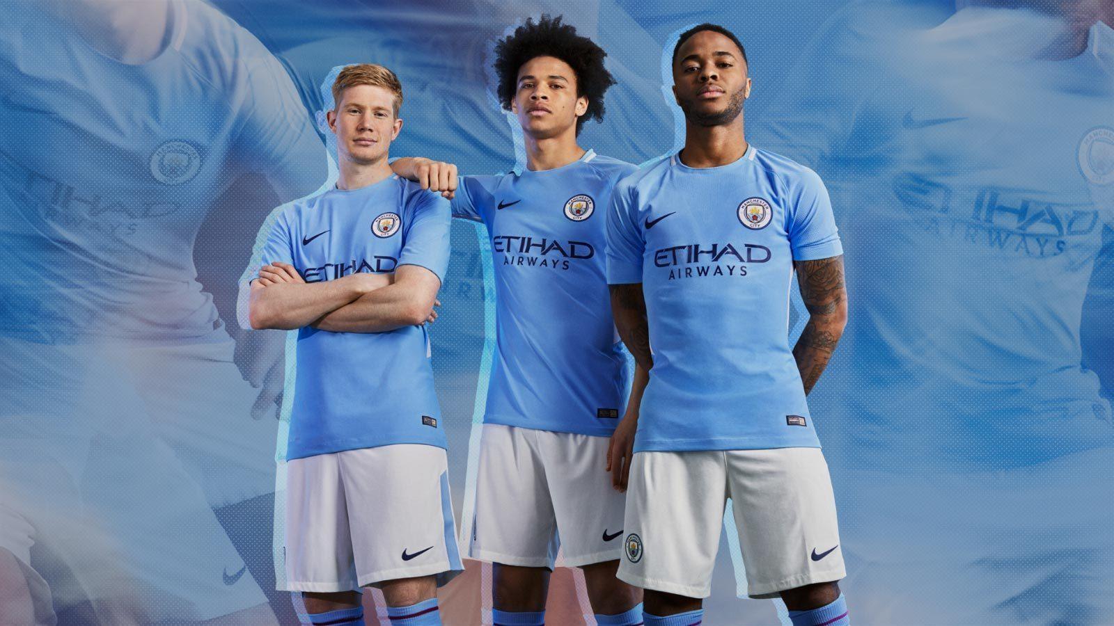 Jornal  Manchester City deixará Nike e assinará com nova fornecedora ... 9d311a6fc852e