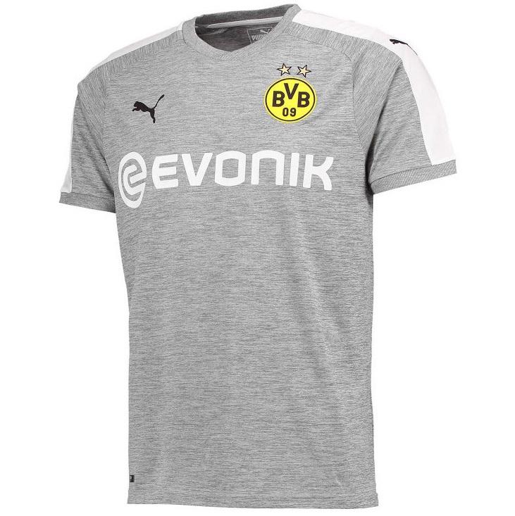 72baf7125c O uniforme já está à venda no site do BVB por 100 euros (R  376