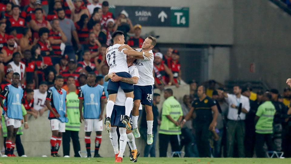 Independiente (Argentina) - fase de grupos - campeão da Copa Sul-Americana
