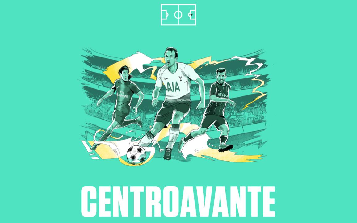 ESPN FC 100  Quem é o melhor centroavante de 2018  32994824aa333