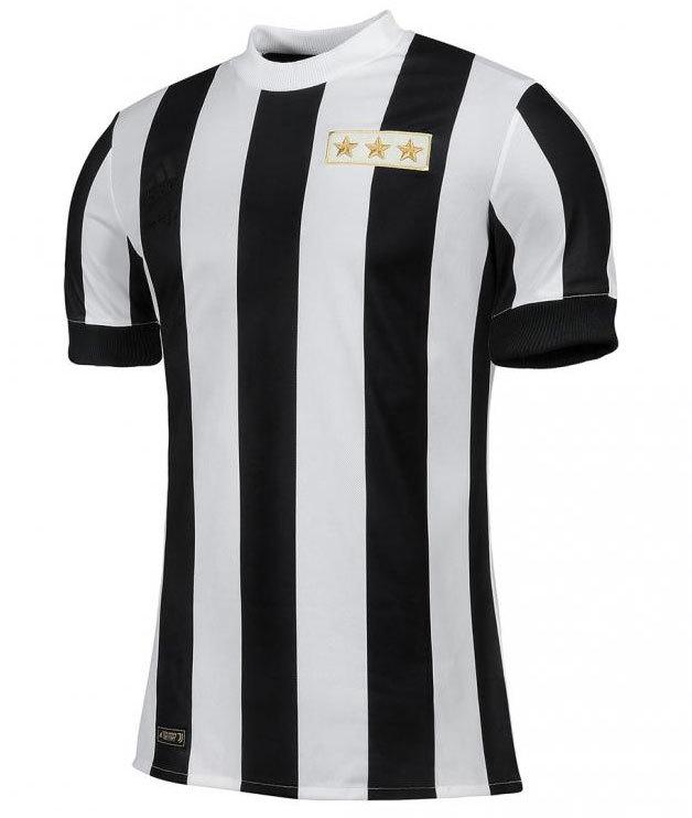 Juventus aposta em  super-retrô  e lança camisa sensacional para ... 8c3498f348618