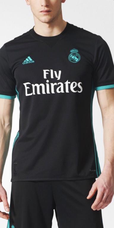 Real Madrid aposta em azul claro e verde água em novas camisas 1 e 2 ... 070e688ffcad3