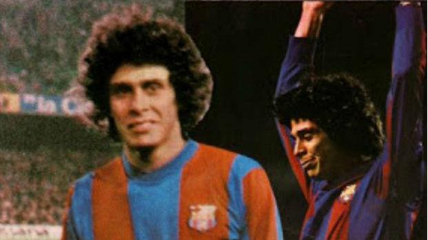 Ídolo do Vasco, Roberto Dinamite fracassou no Barcelona, em 1980. Foram apenas 3 meses na Espanha.