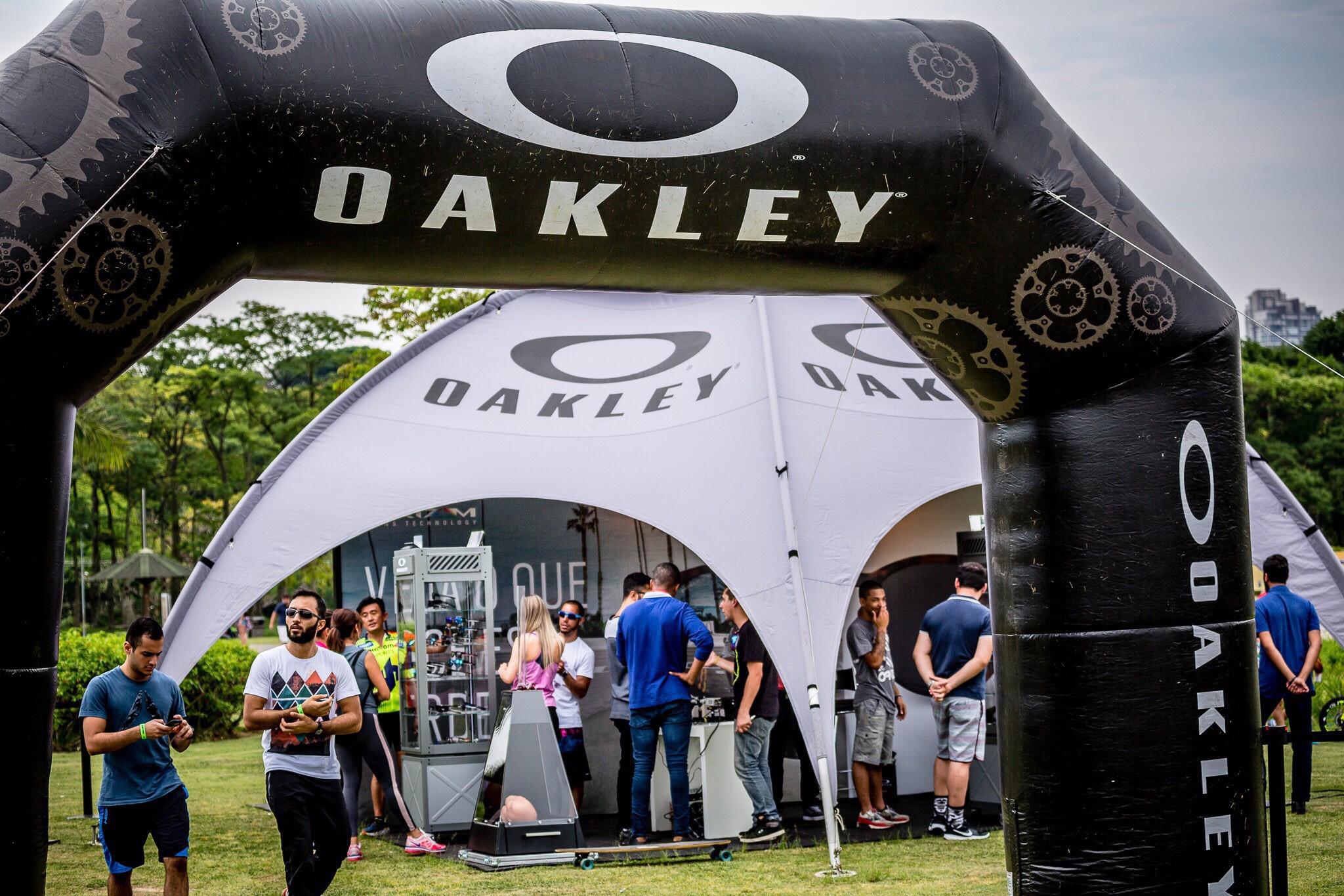 Essa é a segunda edição do Oakley Basecamp. A primeira foi realizada em São  Paulo b3025748278ff