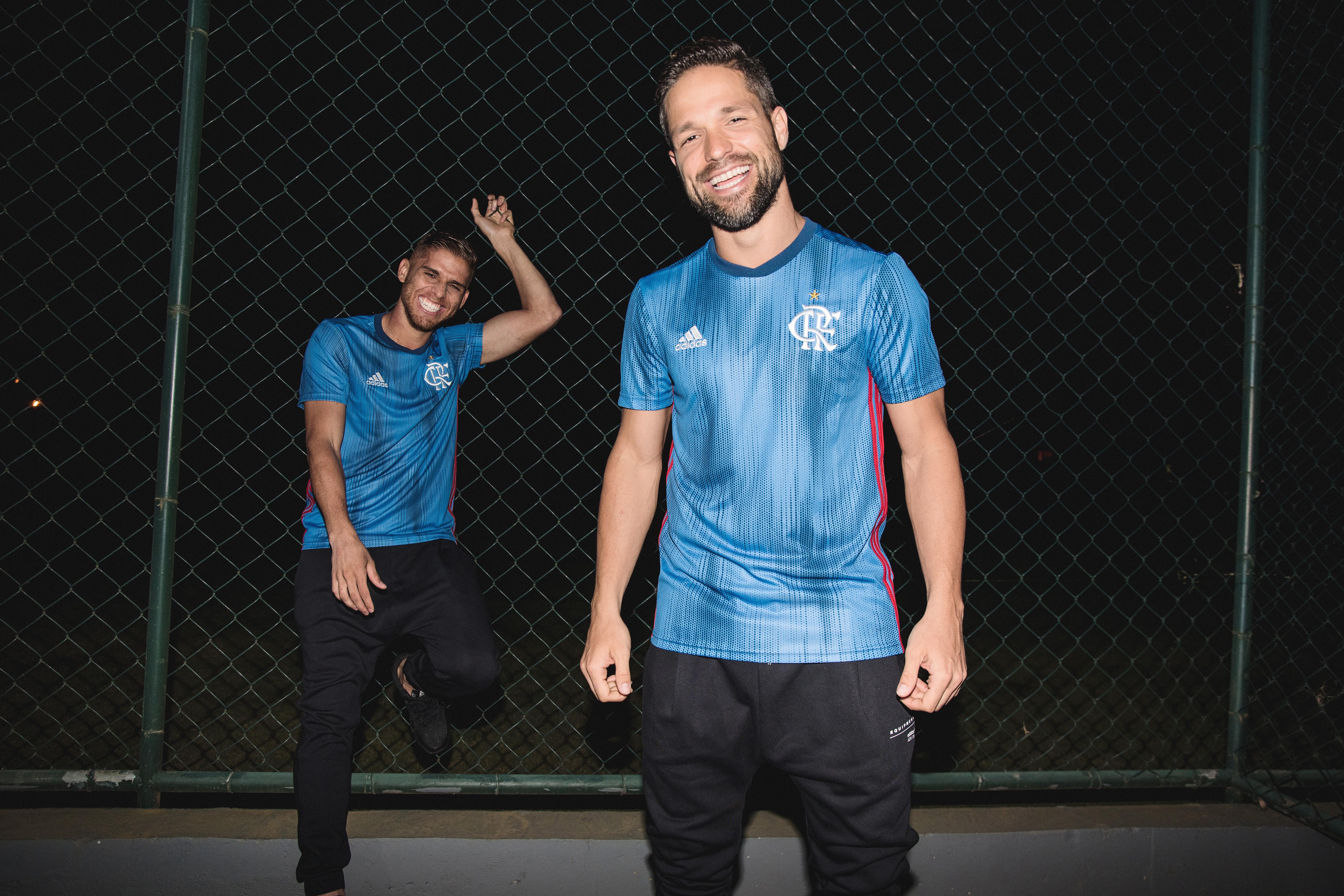 ad665ae2c Flamengo apresenta nova camisa 3