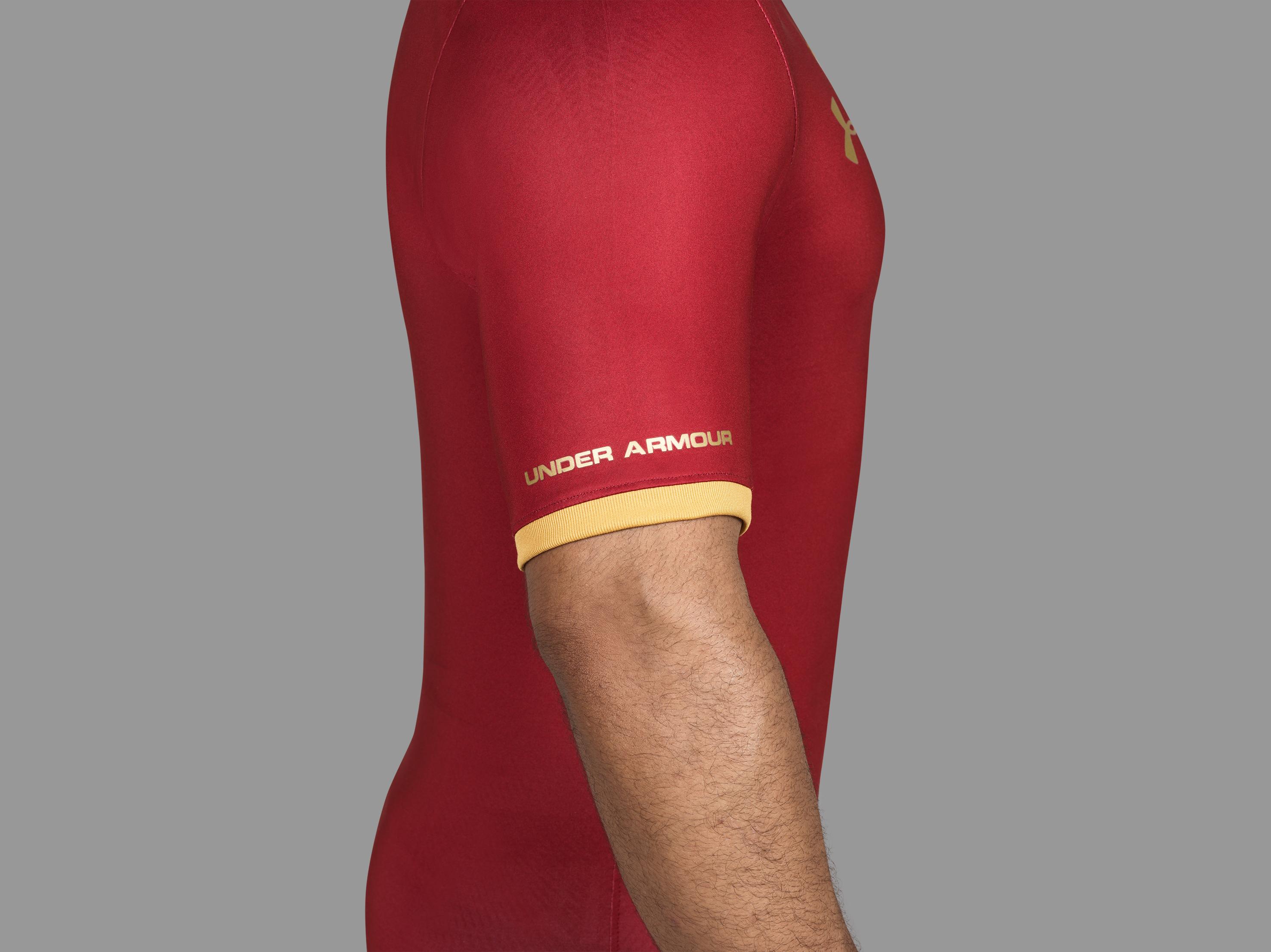 Fluminense apresenta nova camisa 3 805705bd937dc