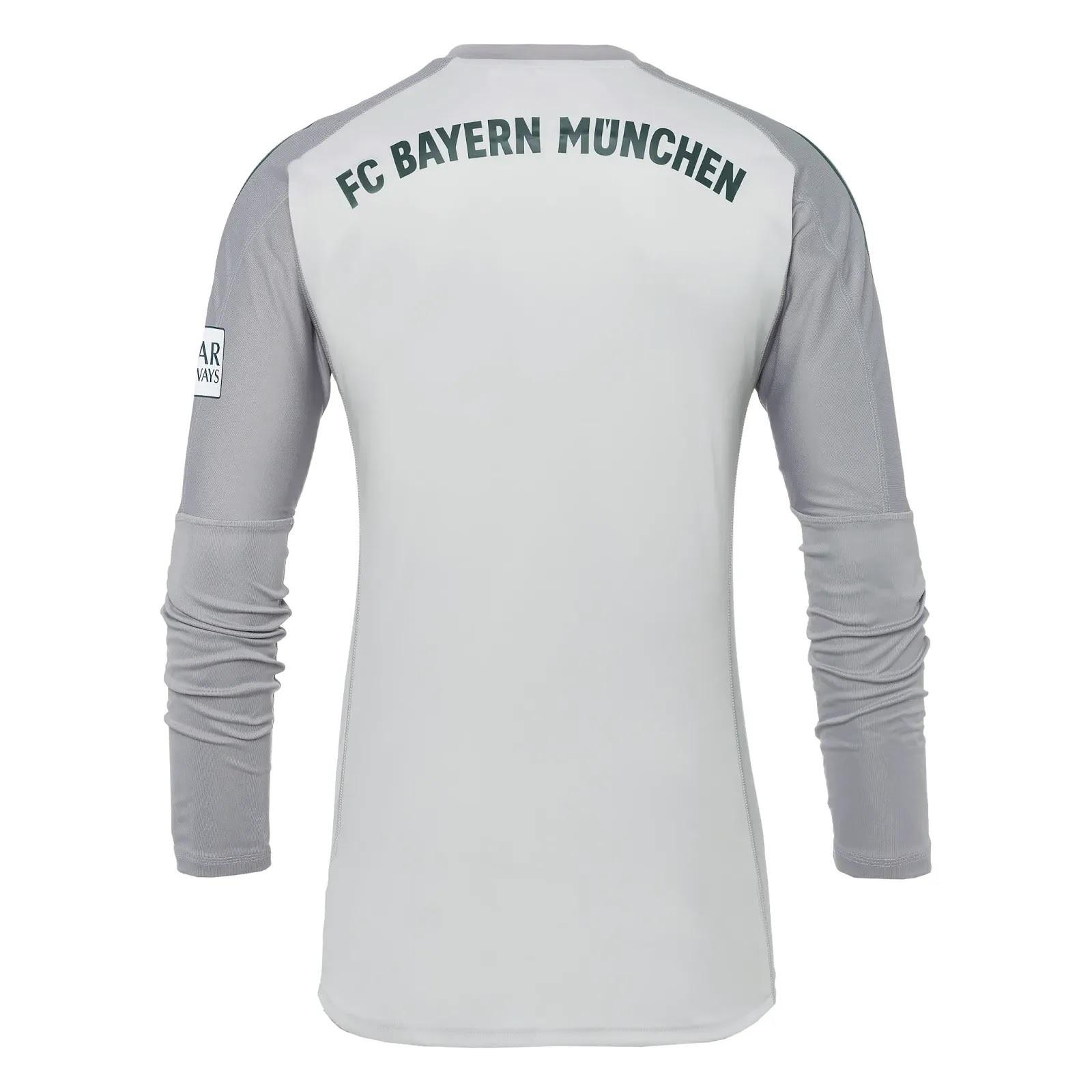 As camisas já estão à venda na loja oficial do Bayern na internet. 980404c74fd0b