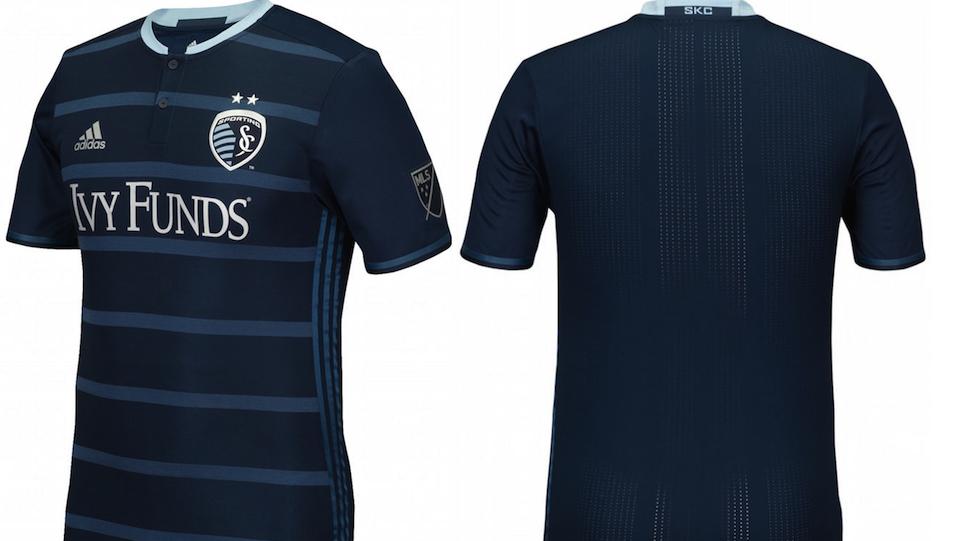a279b6785f Novo uniforme 1 do Sporting Kansas City