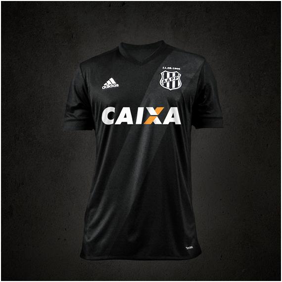 O novo uniforme já está disponível a partir desta terça nas lojas oficiais  do clube e também nas lojas Adidas 668ecae878036