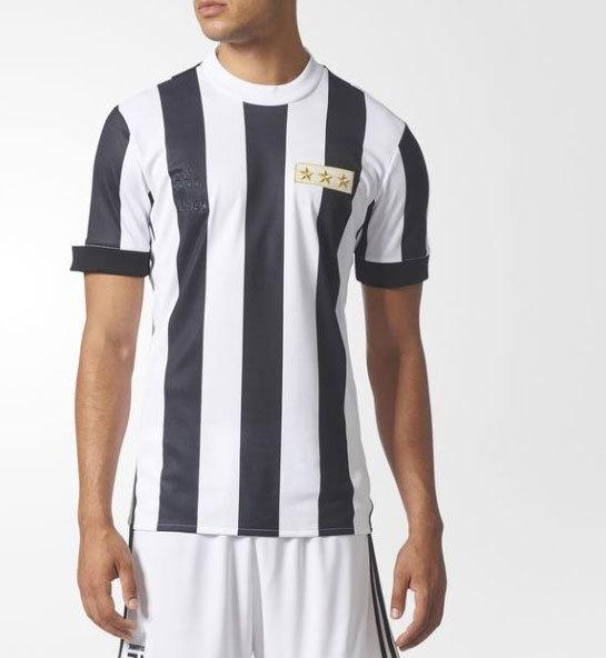 Juventus aposta em  super-retrô  e lança camisa sensacional para ... c24ce0240aaf7