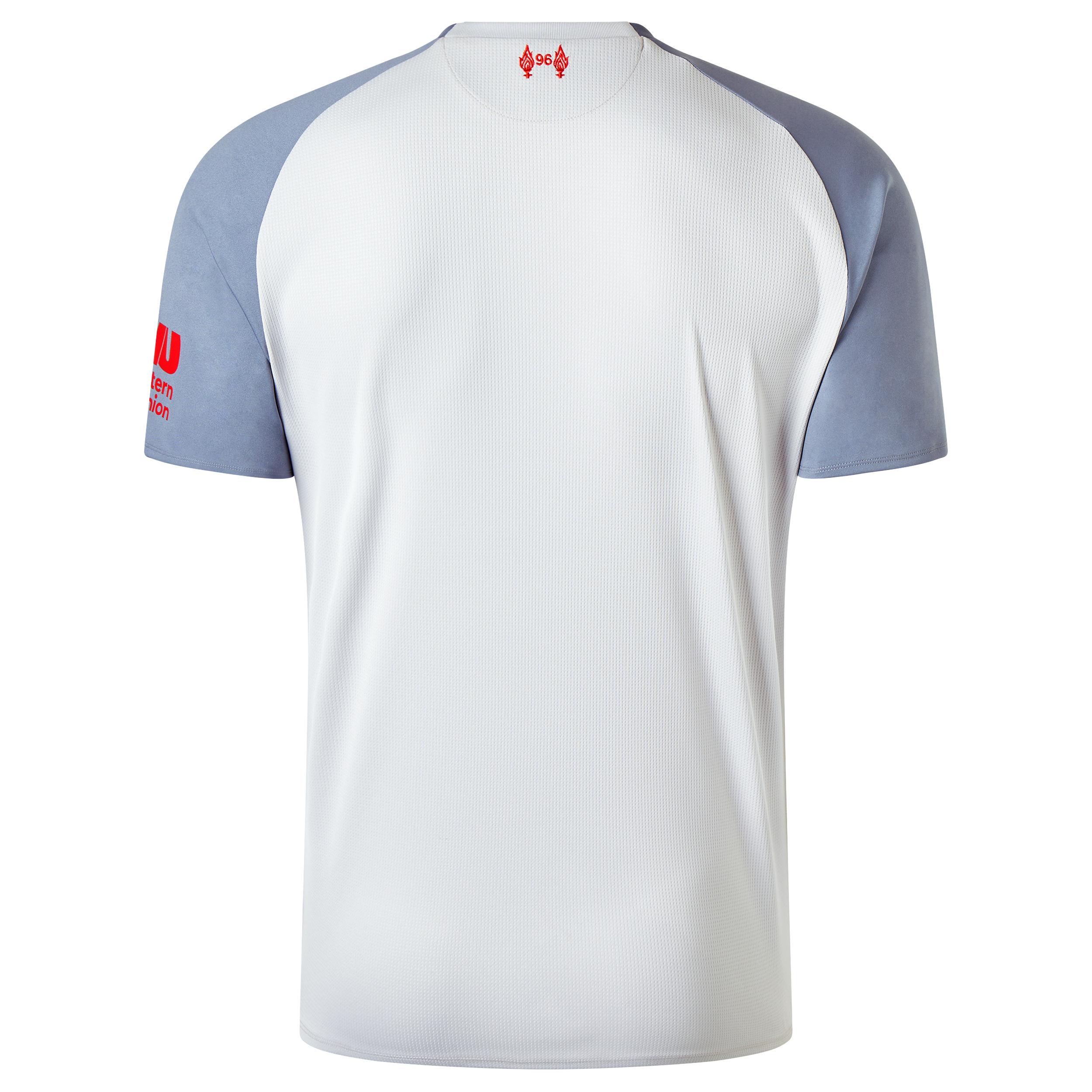 Liverpool apresenta nova camisa 3 01ff69929d989