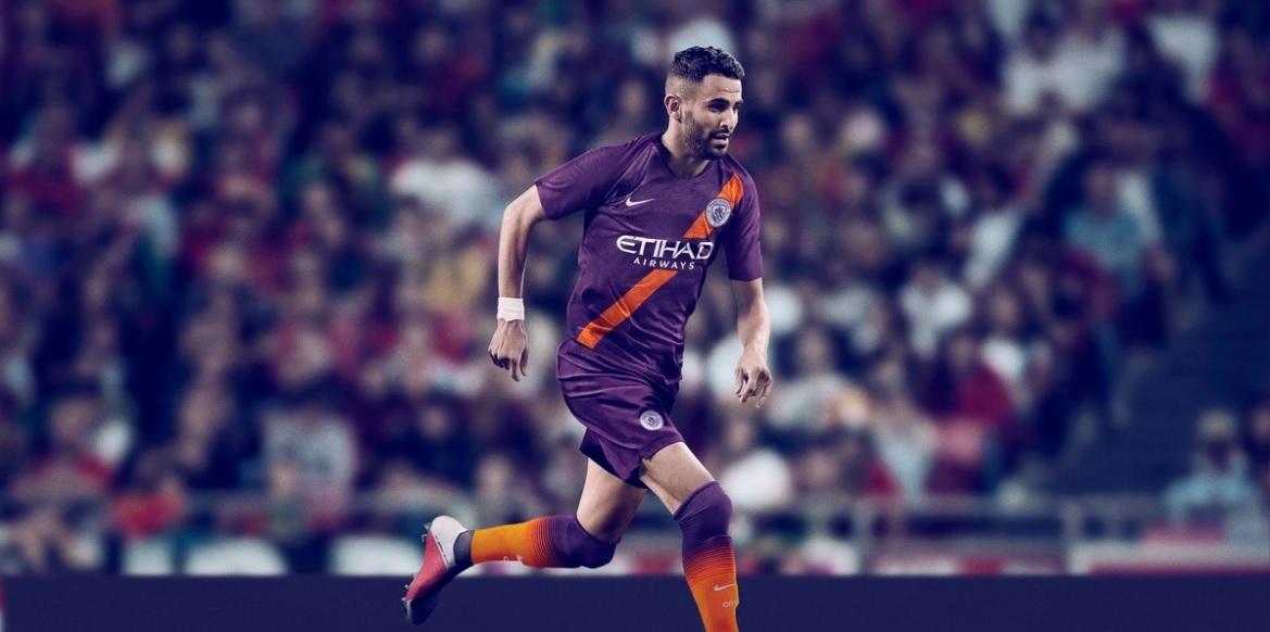 Manchester City apresenta nova camisa 3 violeta para a temporada ... bf11a34aabe4b