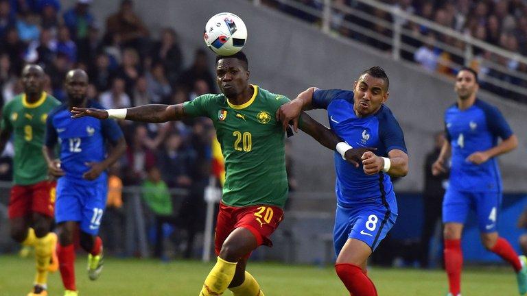 Camarões terá de duelar com Nigéria e Argélia por vaga ... ad74767a7163f