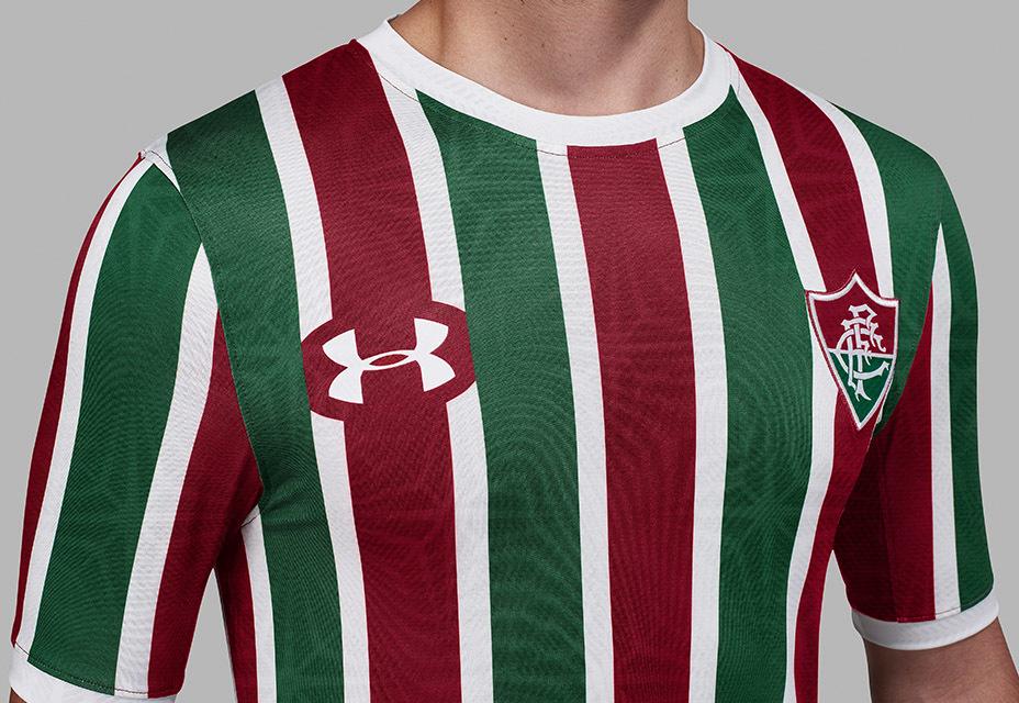 Fluminense apresenta suas primeiras camisas Under Armour  6746091549898